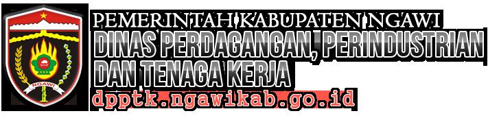 Dinas Perdagangan, Perindustrian dan Tenaga Kerja Kab. Ngawi